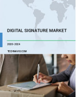 Digital Signature Market by Enduser and Geography  Forecast and Analysis 2021-2025