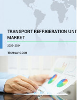 Transport Refrigeration Units Market by End-user, Modes of Transportation, and Geography - Forecast and Analysis 2020-2024