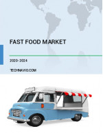 Fast Food Market by Product and Geography - Forecast and Analysis 2020-2024