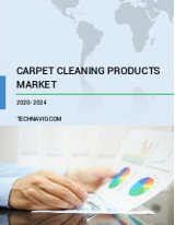 Carpet Cleaning Products Market by End-user, Distribution Channel, and Geography - Forecast and Analysis 2020-2024