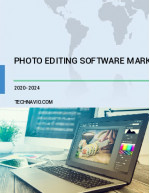 Photo Editing Software Market by End-user and Geography - Forecast and Analysis 2020-2024