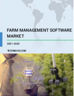 Farm Management Software Market by Application, Deployment, and Geography - Forecast and Analysis 2021-2025