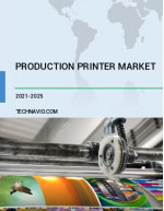 Production Printer Market by Technology, Application, and Geography - Forecast and Analysis 2021-2025