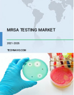 MRSA Testing Market by End-user and Geography - Forecast and Analysis 2021-2025