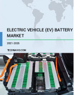 Electric Vehicle Battery Market by Battery Type and Geography - Forecast and Analysis 2021-2025