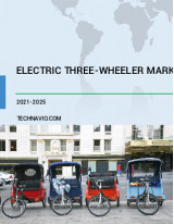 Electric Three-Wheeler Market by End-user and Geography - Forecast and Analysis 2021-2025