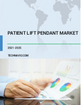 Patient Lift Pendant Market by Application and Geography - Forecast and Analysis 2021-2025