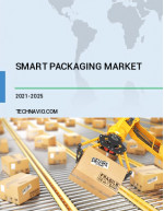 Smart Packaging Market by End-user and Geography - Forecast and Analysis 2021-2025