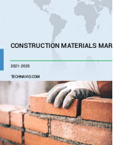 Construction Materials Market by Product and Geography - Forecast and Analysis 2021-2025