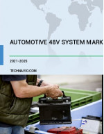 Automotive 48V System Market by Application and Geography - Forecast and Analysis 2021-2025