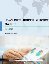Heavy Duty Industrial Robot Market by End-user, Application, Product Feature, and Geography - Forecast and Analysis 2021-2025