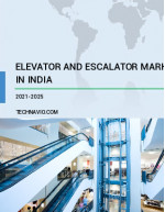 Elevator and Escalator Market in India by Product and End-user - Forecast and Analysis 2021-2025