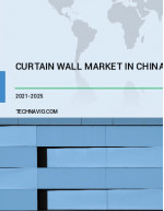 Curtain Wall Market in China by Product and End-user - Forecast and Analysis 2021-2025