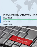 Programming Language Training Market by Product, End-user, and Geography - Forecast and Analysis 2021-2025