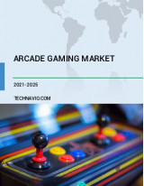 Arcade Gaming Market by End-user, Type, Genre, and Geography - Forecast and Analysis 2021-2025