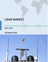 LiDAR Market by Product, Application, and Geography - Forecast and Analysis 2021-2025