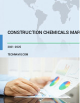 Construction Chemicals Market by Type and Geography - Forecast and Analysis 2021-2025