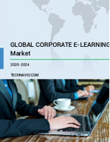 Corporate E-Learning Market by End-users, Deployment, and Geography - Forecast and Analysis 2020-2024