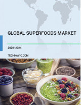 Superfoods Market by Product and Geography - Forecast and Analysis 2020-2024