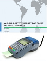 Global Battery Market for Point of Sale Terminals 2017-2021