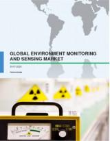 Global Environment Monitoring and Sensing Market 2017-2021