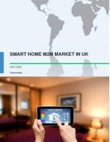 Smart Home M2M Market in UK 2017-2021