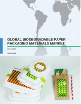 Global Biodegradable Paper Packaging Materials Market 2017-2021