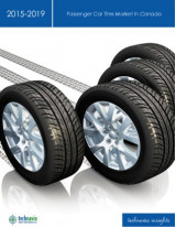 Passenger Car Tires Market in Canada 2015-2019