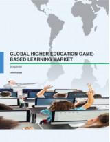 Global Higher Education Game-based Learning Market 2016-2020