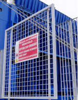 Industrial Safety Gates Market by Product and Geographic Landscape - Forecast and Analysis 2021-2025