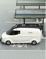 Electric Van Market by Product and Geography - Forecast and Analysis 2020-2024