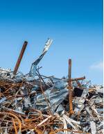 Scrap Metal Recycling Market by Type and Geography  Forecast and Analysis 2021-2025